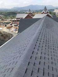 إندونيسيا تايلاند فيتنام بناء المواد أسفلت شلط أسقفية متينة سهولة تركيب ألواح السقف الأسفلت ذات الطبقة الواحدة
