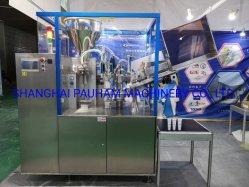 Автоматическое заполнение трубы и герметичность машины (80трубки/мин)