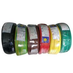 유연한 전기 전기 코퍼 도체 PVC 절연된 전원 용접 에나멜 케이블 배선