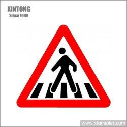 高品質安全道路交通警告標識(赤の三角形板) 交通標識