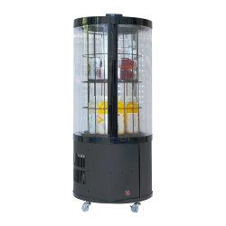 Прозрачныйохладителя цилиндра экструдера энергетический напиток можно промо-охладителя радиатора прозрачным акриловым корпус цилиндра экструдера