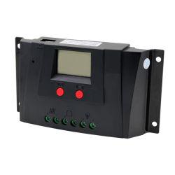 12V/24V Pmwのデジタル表示装置が付いている太陽充電器のコントローラ