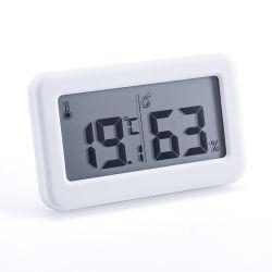 Kh-Th056 Mini LCD электронные Ультра тонкий цифровой термометр и гигрометр
