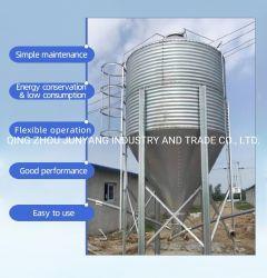 Bonita granja avícola de la calidad de alimentación personalizado Anaqueles silo