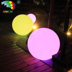 다기능 DMX 512 글로우 LED 볼 라이트