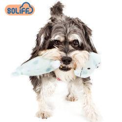 Cane di giocattoli interattivo di vendita caldo dell'animale domestico del giocattolo di masticazione del cane di giocattolo dell'animale domestico della fabbrica