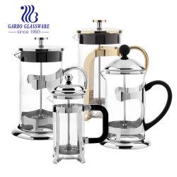 O chá de vidro Pyrex Pressione Pot imprensa francesa imprensa francesa de vidro Cafeteira (GB111111000-4)