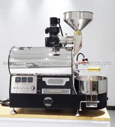Hogar 2kg de tueste de café la máquina con Logger de datos/Dongyi Bluetooth precio de fábrica de calefacción eléctricos tostadoras de café
