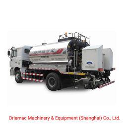 El Betún Dagang 6*4 Transporte de pulverización de 4000l distribuidor de asfalto camión