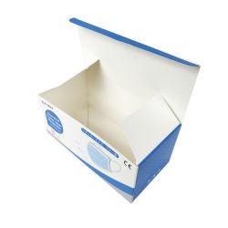 Máscara de alta qualidade personalizada Embalagem Embalagens de Papelão Carregador para o produto fitofarmacêutico