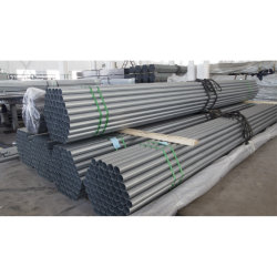 Efw tubería soldada de acero inoxidable 304 Tubos tubo redondo de 316L