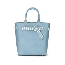 Тенденция Высококачественная кожа леди плечо брелоки сумки с конструкции ремня безопасности
