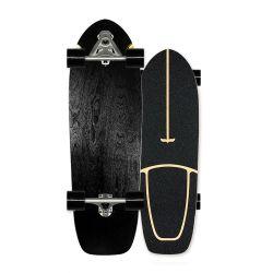 Comercio al por mayor de skate Decks Maple Skate Skate Board/Junta Junta mucho pescado/Skate/Surfskate CX-7 CX4