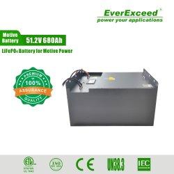 리튬 이온 배터리 51.2V LiFePO4 배터리 48V 680ah 리튬 다리미 인산염 배터리/전기차/지게차/차량/태양전지