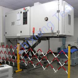 自動コンポーネントのテストのためのカスタマイズされた温度の湿気の水平の縦の振動試験区域
