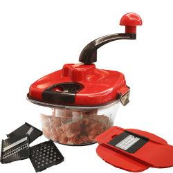 Hachoir multifonction Légumes Cuisine trancheuses Gadget du hacheur de paille