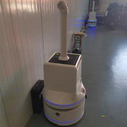 Desinfecção de alta qualidade máquinas de Nevoeiro Névoa Inteligente Equipamento de desinfecção do Pulverizador
