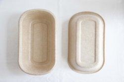 環境に優しいサトウキビの昼食のディナー・ウェアの食品包装の正方形の皿