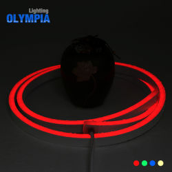 مصباح SMD5050 قابل للعنوان، شريط LED أحمر أخضر أزرق (RGB)
