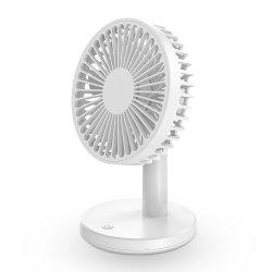 Custom Portable Air Conditioner Elektrische Mini USB tafel bureaukoeling Standaard ventilator voor kantoorhuis