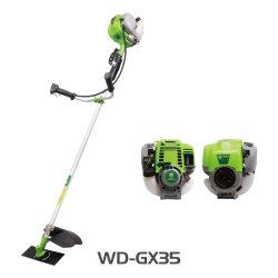4 치기 가솔린 브러시 커터 Gx35 잔디 깍는 기계