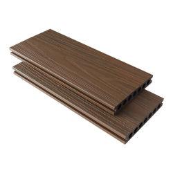 Al aire libre de alta resistencia a largo WPC revestimientos decorativos de madera resistente al agua el material de construcción nueva de madera suelos de plástico mayorista Deck Composite suelo