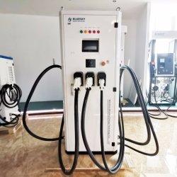 50kw Chademo/CCS gelijkstroom en AC 43.5 KW Geïntegreerded Lader EV voor het Laden Post