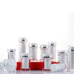PS bouteille en plastique de soins de santé de la médecine Capsule bouteille en plastique de conteneur