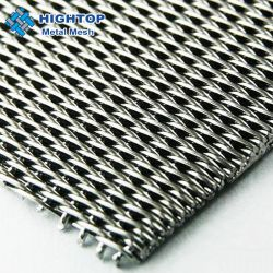 201 304 Material-Edelstahl-Rückseiten-holländischer gesponnener Maschendraht-Filtrationsschirm für Extruder