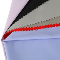 Beliebte 100% Polyester Twill Wrosted Woven Stoff für Anzug, , Sitten