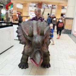 Berijdende Stuk speelgoed van de Dinosaurus van de afstandsbediening het Grote Elektrische