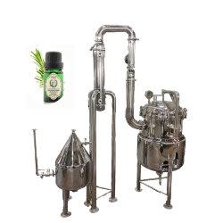 계피 잎 기름 추출 기계 또는 플랜트 정유 증기 증류법 장비