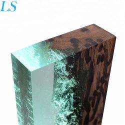 Neues Feld und hohes Härte-ultra freies Epoxidharz-Tisch-Holz