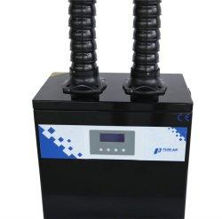 PCB 보드 납땜 및 전자용 순수 공기 산업용 자동 필터 제품(PA-300TD-IQ)