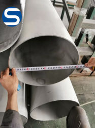 ASTM A312/316 Tubo de acero inoxidable tubo de la industria