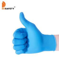 علبة القفازات المخصصة للزرقاء رخيصة خالية من النتريل القابلة للاستخدام الشركات المصنعة للأسعار في الصين