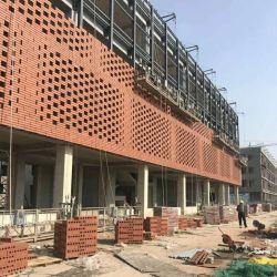 Barro terracota à prova de azulejos de Tijolos cerâmicos para parede