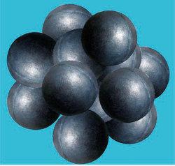 金鉱用研磨メディアボール 5 ~ 120mm クロムミルボール