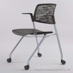ANSI/BIFMA plástico padrão móvel de Nesting Cadeira de escritório