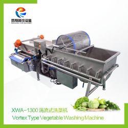 Tipo macchina di lavaggio di vortice di pulizia della frutta di verdure della bolla di aria