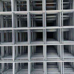 아연 도금 저탄소강 용접 와이어 메시 패널 보강재 콘크렛