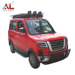 Venta caliente de baja velocidad del vehículo eléctrico de 4 plazas Mini Coche