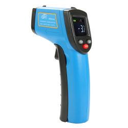 GM333A цветной экран цифровой термометр инфракрасный термометр жидкокристаллический дисплей