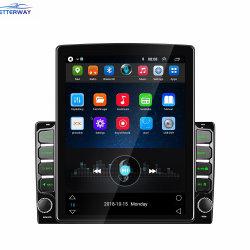 Tesla Betterway vertical de 9,7 pouces à écran tactile 2 DIN Android 8.1 Lecteur Multimédia de voiture de la radio de navigation GPS Bluetooth WiFi pour Hyundai IX45