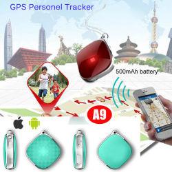 Персональный мини-Портативные GPS устройства слежения с несколькими точного позиционирования (A9)