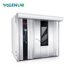 Commercieel Pita brood Aardgas Baking Equipment Hot Air Convectie Draaiende Baking oven