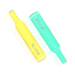 CBD Ölpatrone Vape Pen 400mAh Batterie Mod Vorheizbox Bud Touch Key Kit E Zigarette