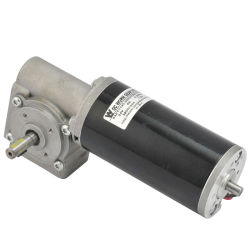 Gang-Endlosschrauben-Motor der China-Fabrik-PMDC