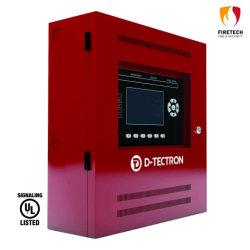 UL direccionable inteligente 4 Bucles (1008) los dispositivos de alarma de incendio el Panel de control Modelo: DT106