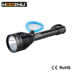 Feu de plongée Hoozhu D11 max 120m imperméable 1000LM lampe torche à LED